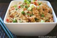 Asian - Vegetarian Fried Rice