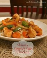 Asian - Chicken Five Flavors Chicken