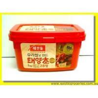Asian - Hot Pepper Paste