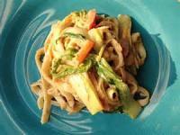 Asian - Miscellaneous Noodles In Peanut Sauce