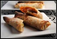 Asian - Eggrolls -  Crispy Baked Egg Rolls