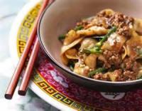 Asian - Pork -  Spicy Sichuan Noodles