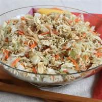 Asian - Salad -  Oriental Slaw