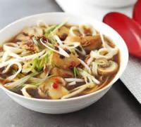 Asian - Soup -  Hot-and-sour Chicken Noodle Soup