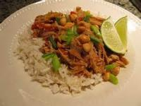 Asian - Pork -  Thai-style Pork Stew
