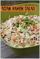 Asian - Salad -  Ramen Salad