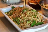 Asian - Pork And Vegetable Lo Mein