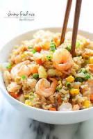Asian - Rice -  Shrimp Fried Rice