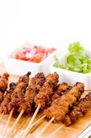 Asian - Pork Satay