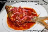 Asian - Seafood -  Ikan Asam Pedas