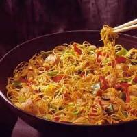 Asian - Salad -  Szechuan Pasta Chicken Salad