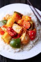 Asian - Sauce -  Sweet And Sour Sauce Recipes By Angel