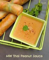 Asian - Sauce -  Thai Peanut Sauce
