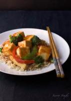 Asian - Tofu -  Spicy Tofu