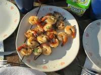 Australian - Main Dish -  Garlic Shrimp