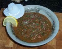 Australian - Soups -  Kangaroo Tail Soup