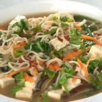 Asian - Tofu -  Tofu Vegetable Hot Pot