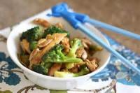 Asian - Vegetable -  Stir-fried Broccoli With Oyster Sauce