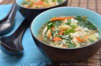 Asian - Soup Chinese Rice Soup