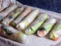 Asian - Spring Rolls