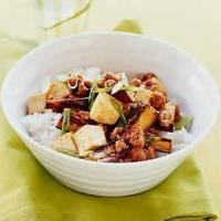 Asian - Vegetable -  Stir-fried Spicy Eggplant