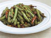 Asian - Vegetable -  Dry-fried String Beans