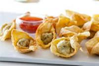 Asian - Fried Won Tons