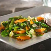 Asian - Ginger Vegetable Stir Fry