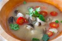 Asian - Soup Thai Hot And Sour Soup
