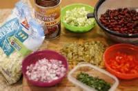 Beansandgrains - Black Beans -  Avocado Black Bean Salsa