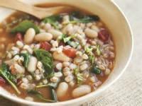 Beansandgrains - Cannelini Tomato Bean Cups