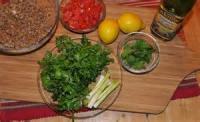 Beansandgrains - Bulgar -  Taboulleh Salad