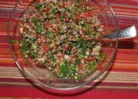 Beansandgrains - Bulgar Tabouli