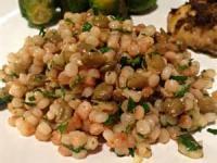 Beansandgrains - Couscous With Parsley