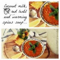 Beansandgrains - Soup -  Red Lentil Soup