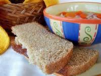 Bread - Abm -  Abm Buttermilk Whole Wheat Bread