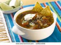 Beansandgrains - Soup -  Three Bean Tortilla Soup