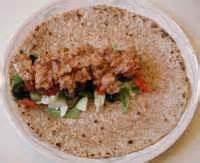 Beansandgrains - Sandwiches Tex Mex Veggie Burgers
