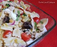 Beansandgrains - Salad -  Mediterranean Pasta Salad