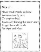 In March