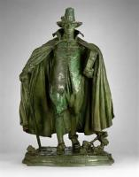 The Saint Gaudens Statues