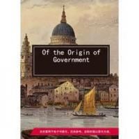 Of The Origin Of Government