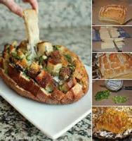 Bread - Appetizer Mushroom Logs