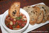 Bread - Appetizer Roasted Garlic Bruschetta