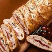 Bread - Appetizer -  Decadent Garlic Loaf