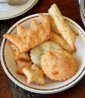 Bread - Appetizer Cheese Straws By Becky