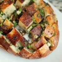 Bread - Appetizer Bread Mushroom