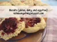 Bread - Biscuits -  Biscuits - Food Allergy
