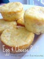 Breakfastandbrunches - Casserole -  Chili Egg Puff