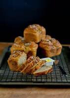 Bread - Mini Cinnamon Swirls